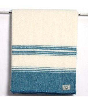 100% Irish Woollen Blankets - just great for extra warmth!
