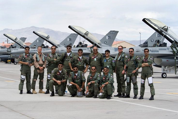 Information about pakistan: pakistan air force