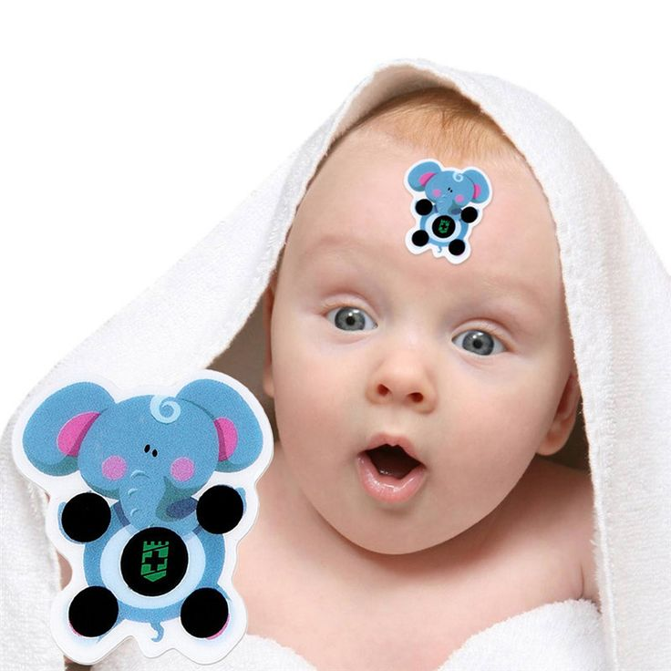 >> Click to Buy << ChildreCartoon Sticker LCD Forehead Thermometers Body Fever Thermometers Head Bands Children's Safety For Kids Care Thermometer #Affiliate
