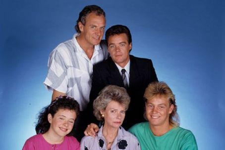 The Robinsons #Neighbours #OldSkoolNeighbours