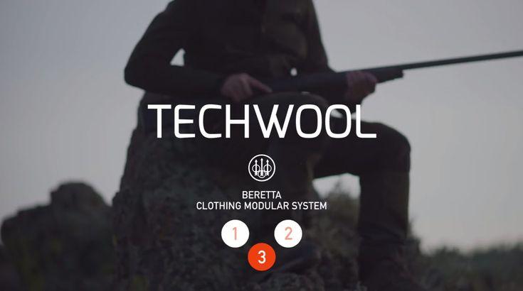Beretta TechWool Active Jacket