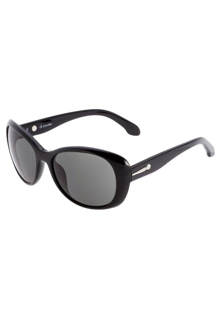Calvin Klein Okulary przeciwsłoneczne black