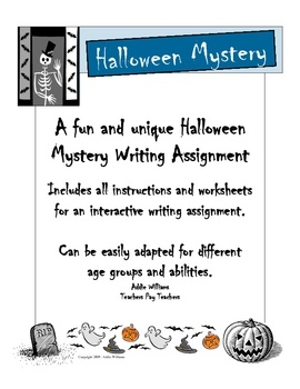 the mystery package essay writer