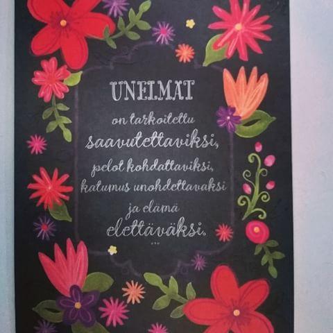 #postikortti #mietelause #ajatelma #elämänviisaus #kukka #kukat  - taateli73