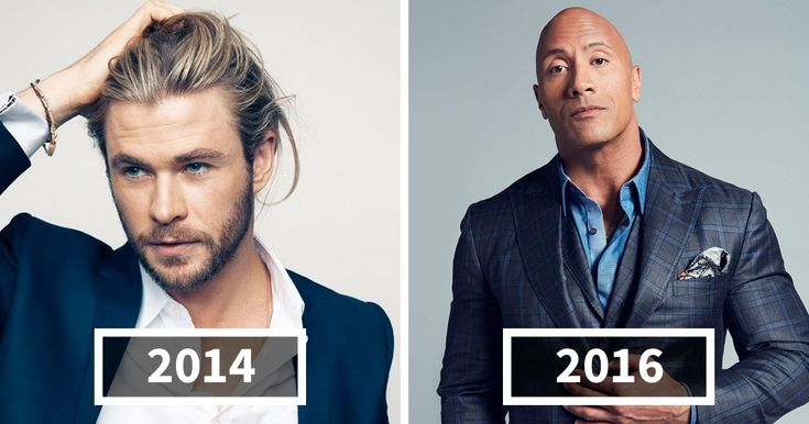The Sexiest Men Alive From 1990 To 2017 According To People Magazine Covers | Bored Panda