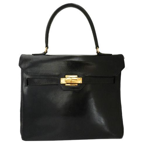 En L&S seguimos apostando por los clásicos: Hermès Vintage Box #LookandStop #Hermes #Bolso #Segundamano #Vintage