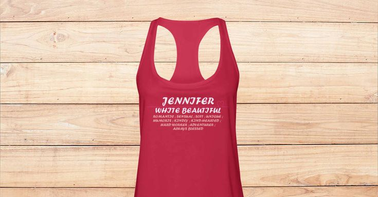 SPECIAL TANK FOR JENNIFER. Please, checkout on Viralstyle!