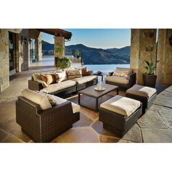 Costco: Portofino Signature 8 Piece Patio Collection | BACK YARDS |  Pinterest | Costco, Patios And Backyard