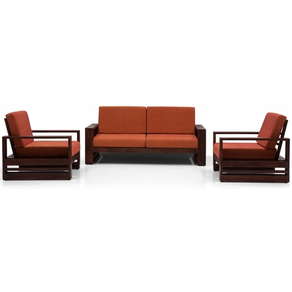 Best 20 wooden sofa set designs ideas on pinterest for Wood furniture design sofa set