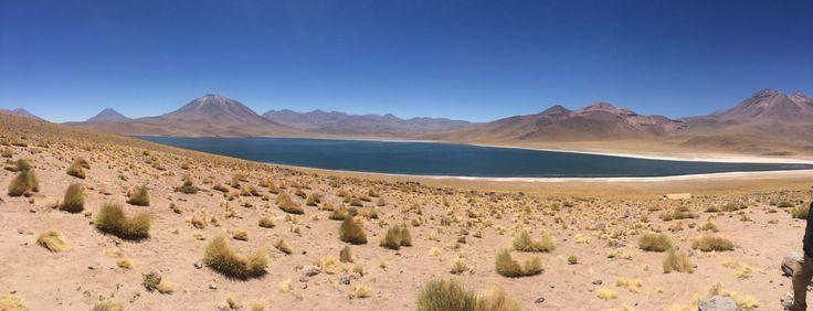 Lago Miscanti, Atacama,Chile