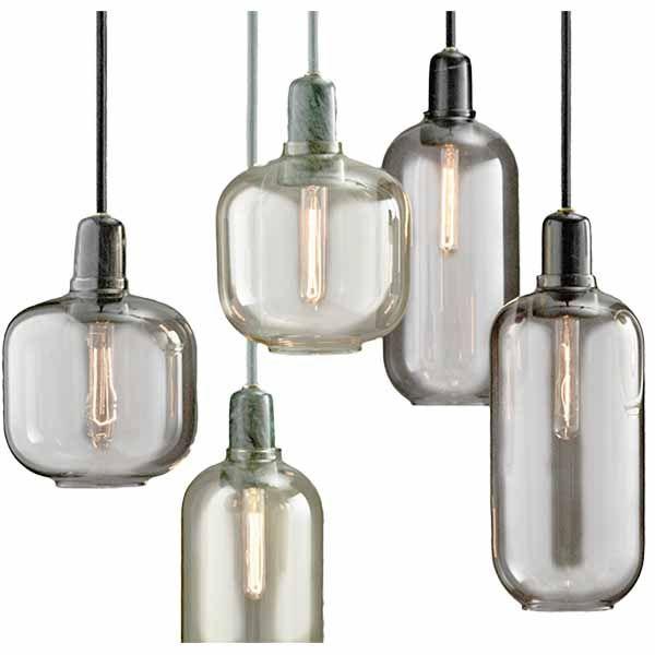 Hanglamp van glas en marmer: http://www.sooo.nl/store/?p=2569