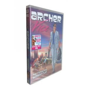YOUR FAVORITE DVD BOX SET ONLINE: Funny Tips for Archer Season 5 DVD Box Set Series