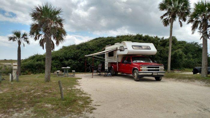 10. Fort Clinch State Park, Fernandina Beach
