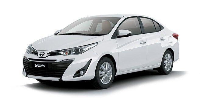 Toyota Yaris Vs Honda City Which One Makes A Better Deal In The Sedan Niche Cartechnewz Honda City Yaris Toyota