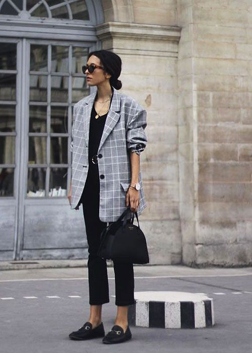 Ootd 25 Casual Oversized Blazer Outfits To Try This Fall