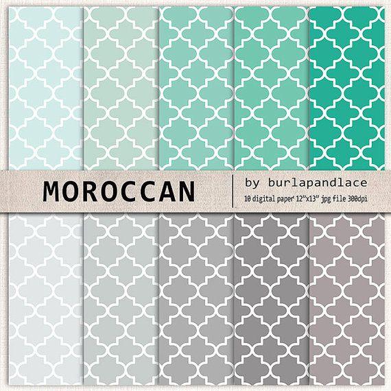 Documenti digitali marocchini morocan modello digitale, modello marocchino, carta digitale, carte di marrakesh, beige, rosso corallo