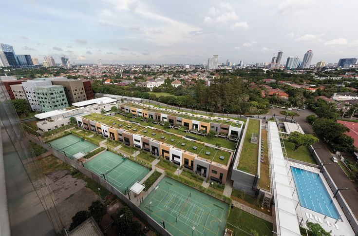 Gallery of New Australian Embassy Jakarta / Denton Corker Marshall - 34