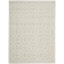 @Overstock - This rug features elegant, tone-on-tone designs, enhanced by the high/low effect of the looped and cut pile construction. This handloomed carpet offers the softness, long-lasting beauty, and rich beige color of 100-percent natural wool.http://www.overstock.com/Home-Garden/Hand-tufted-Barcelona-Beige-Rug-53-x-74/6236942/product.html?CID=214117 $204.99