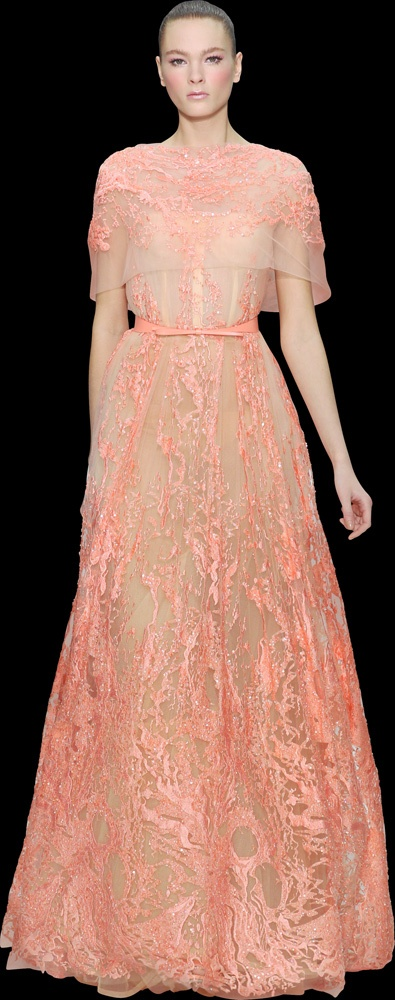 ELIE SAAB - Haute Couture - Spring Summer 2012