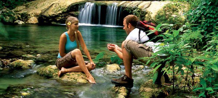 Romantic adventures.