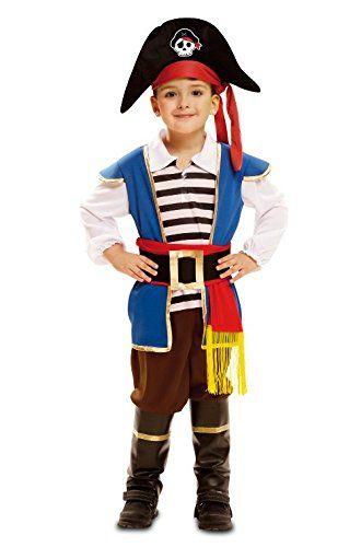 Disfraz de Pequeño Pirata para niño