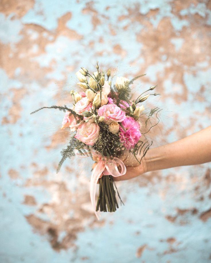 Wedding bouquet www.lasonrisadebeatriz.es