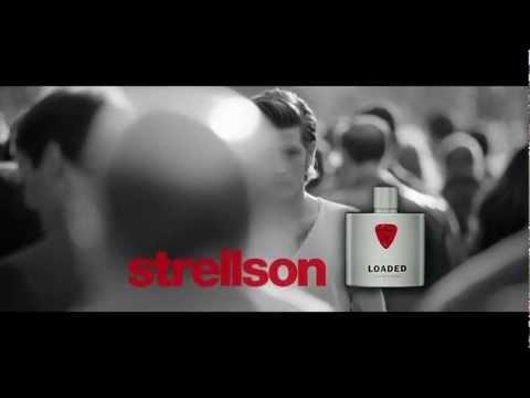 Strellson Loaded, the new fragrance for men. tv commercial