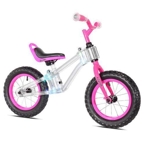 KaZAM Girls' 12 in Blinki Balance Bike Pink - Girl's Bikes at Academy Sports