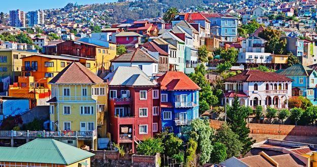 Valparaiso..