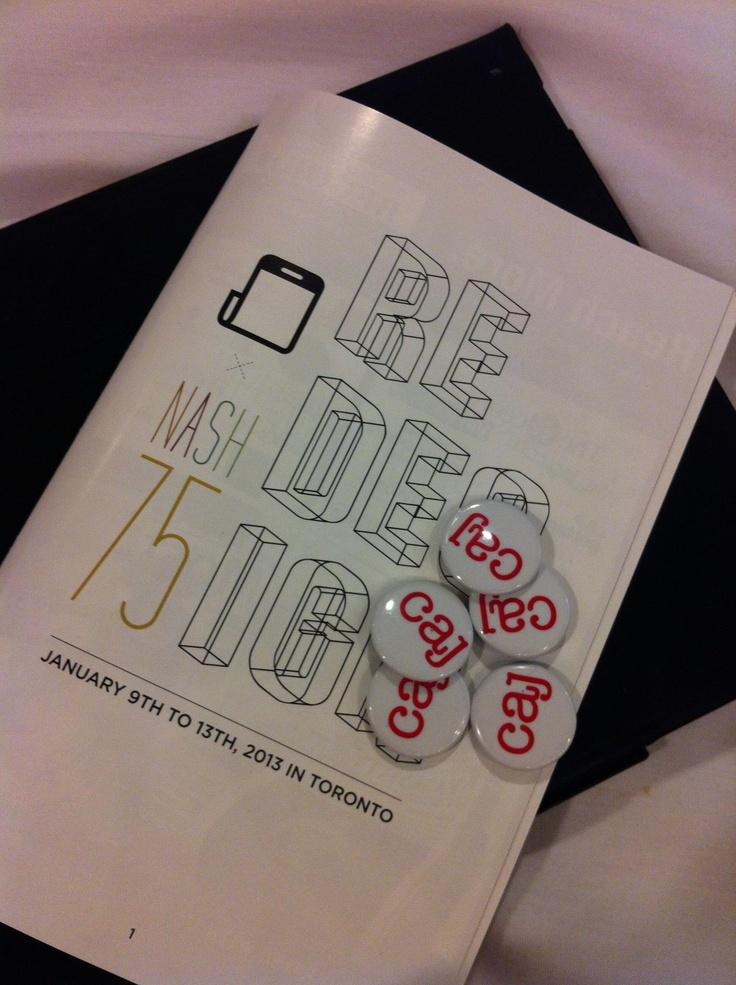 #CAJ at #CUP #NASH75 student #journalism conference in Toronto, Jan. 9-13, 2013.