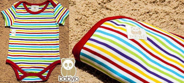 Gorgeous tropical baby blanket and outfit