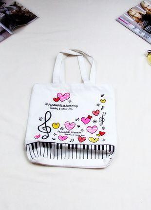 Kup mój przedmiot na #vintedpl http://www.vinted.pl/damskie-torby/torby-na-ramie/8989944-nowa-torba-klucz-wiolinowy