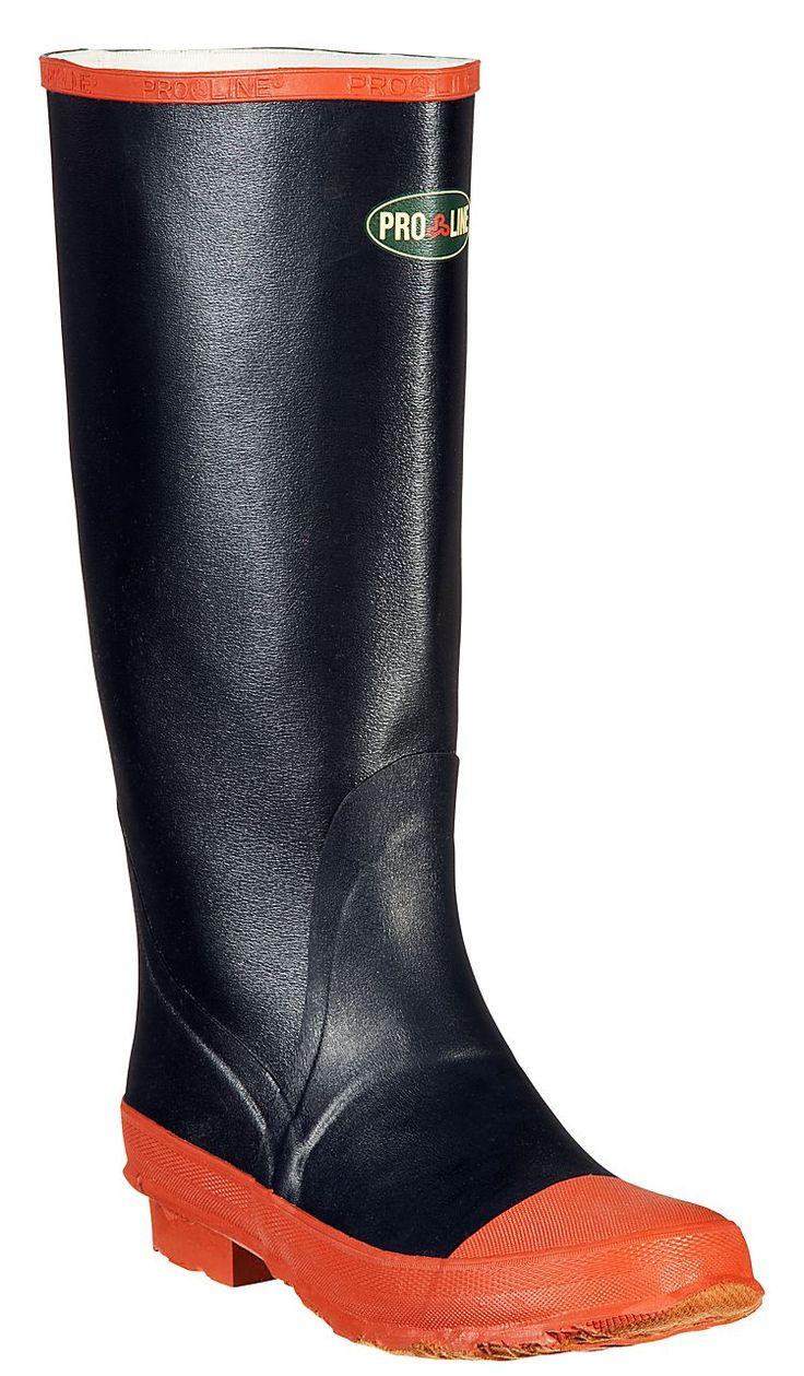 Pro Line Rubber T-Series Boots for Men | Bass Pro Shops