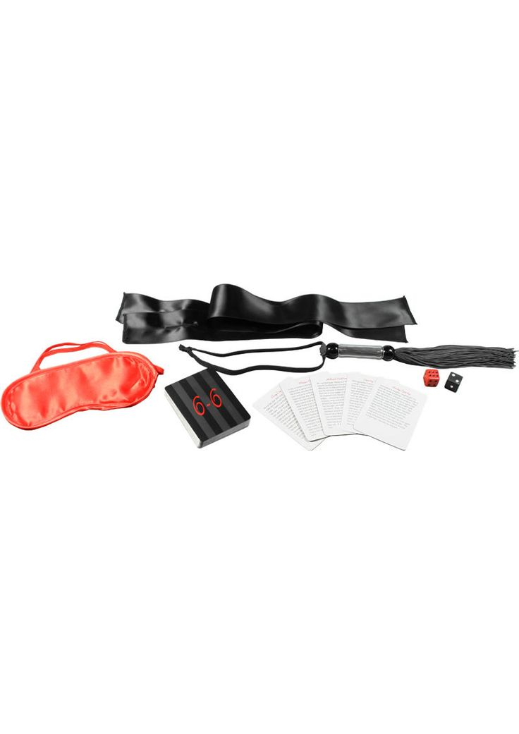 Buy Bondage Seductions Kit Game online cheap. SALE! $18.99