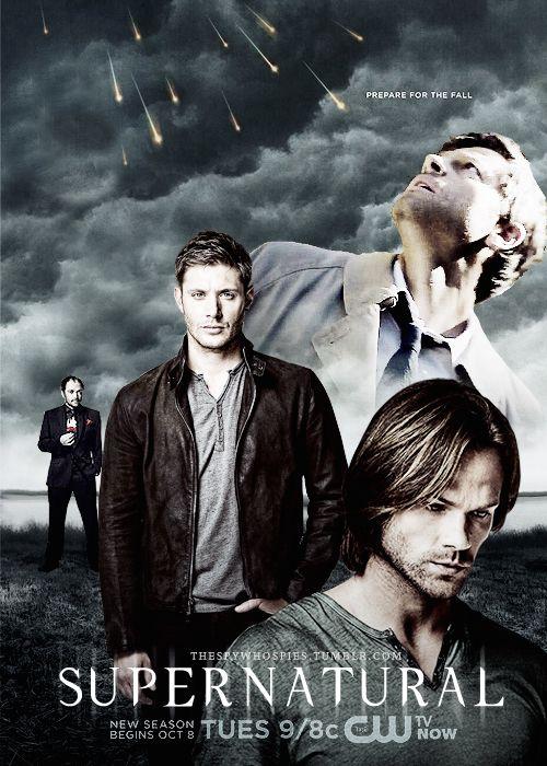 Supernatural Season 9 Promo Poster 2 | Supernatural ...