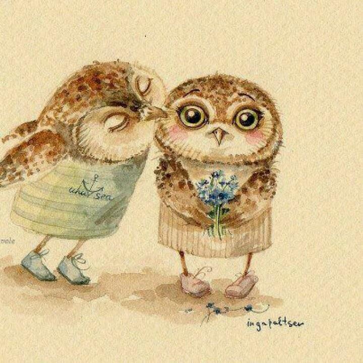 Анимации, милые открытки сайт