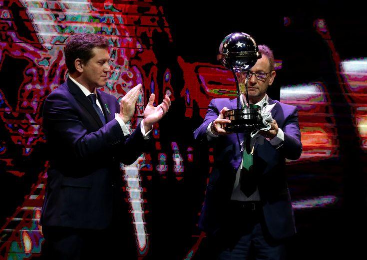 Com homenagem à Chape, brasileiros conhecem adversários na Libertadores #globoesporte