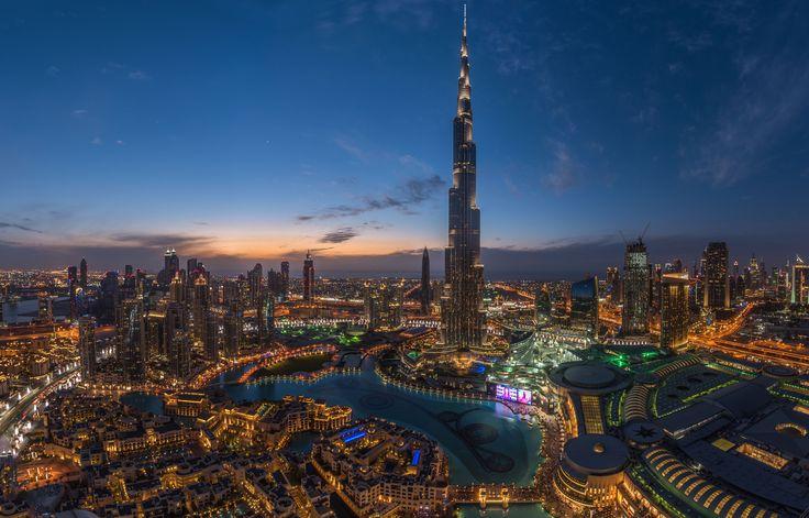 My Downtown Dubai by Dany Eid on 500px