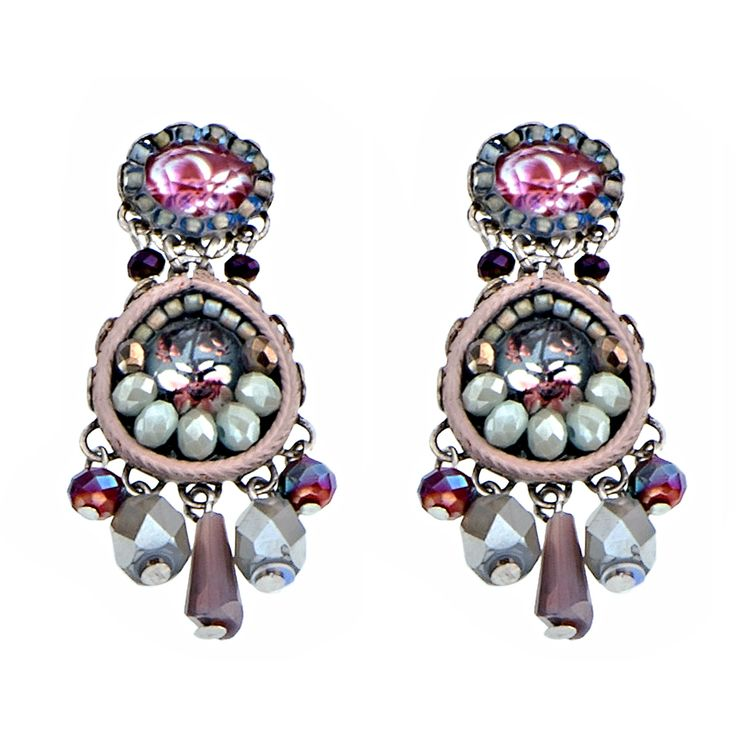 Soul Vibes Celine Earrings | Ayala Bar Classic Collection – Winter 2015/16