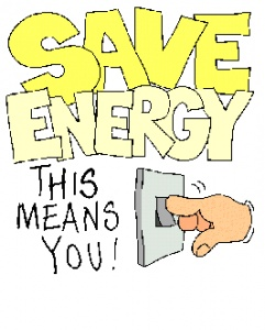 Short speech on energy conservation