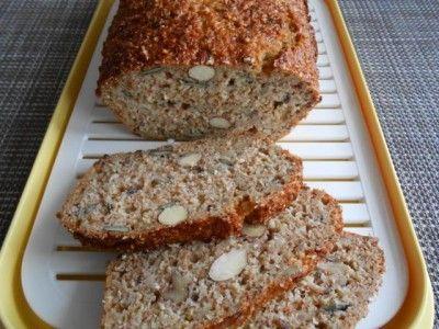 Фото Белковый хлеб