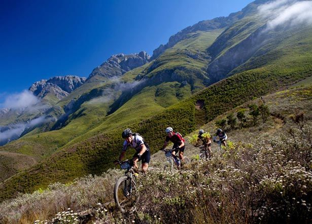 ABSA Cape Epic mountain bike race, Cape Town, South Africa. I'm going to do this someday soon...