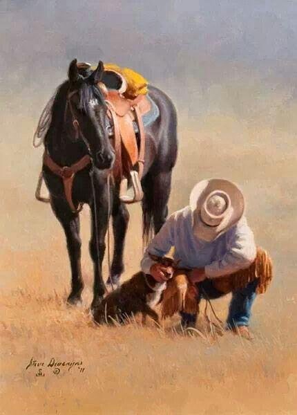 ❦ via Cowboy Humor