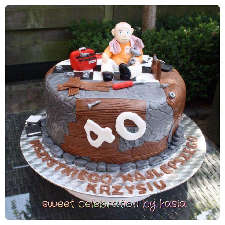 Hard worker cake Sweet Celebration