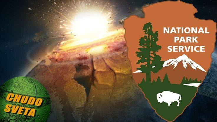 В Йеллоустоуне вновь проснулся огромный гейзер 🌋 Что будет, если суперву...