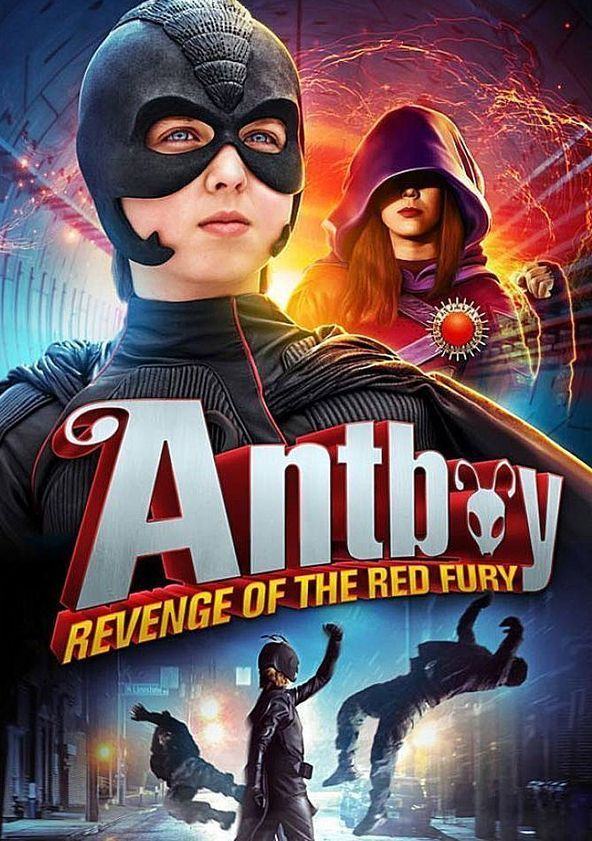 Is Netflix, Amazon, Hulu, Crackle, iTunes, etc. streaming Antboy: Revenge of the Red Fury? Find where to watch online!