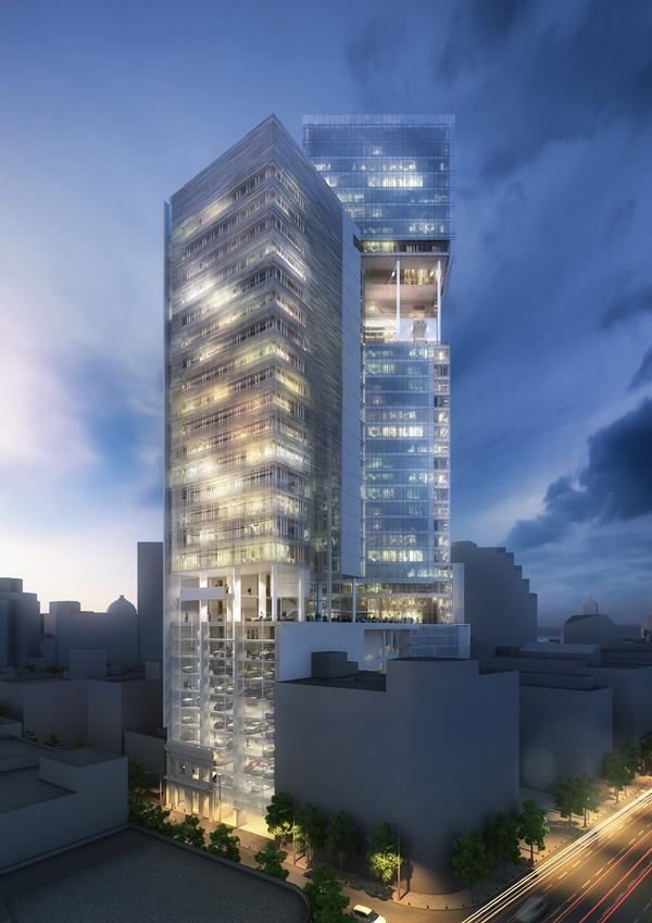 134 best richard meier images on pinterest architecture model image 3 of 24 from gallery of richard meier unveils tower development in mexico courtesy of richard meier partners sciox Images