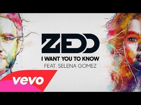 Zedd - I Want You to Know feat Selena Gomez (Audio)