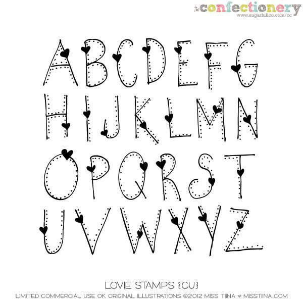 SHCO Confectionery - CU - Doodles/Brushes - Lovie Stamps {CU} Join at http://www.sugarhillco.com/cc