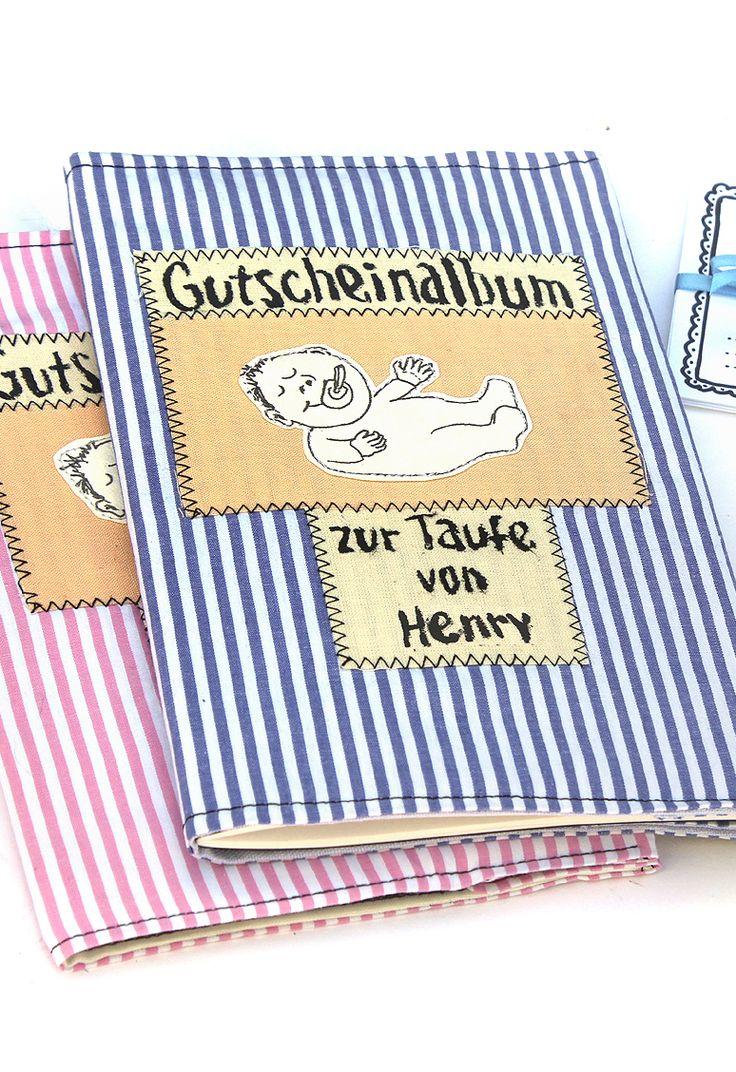 Babytagebuch, Taufgeschenk Buch,  Kleinalbum Stoff,  rosa,  Baby-Kleinalbum, Tagebuch Kind, Baby-Minialbum, Mini Babyalbum, Stoffkinderbuch,  Buch Taufe, Applikation, Geschenk Großeltern, Zeichnung Baby,  26,95 €